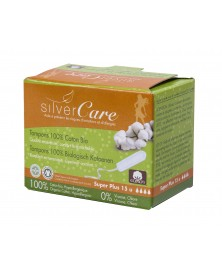 Silver Care Tampony Super...