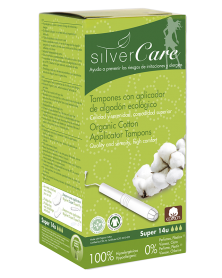 Silver Care Tampony Super -...